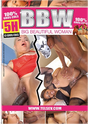 dvd BBW Big Beautiful Woman